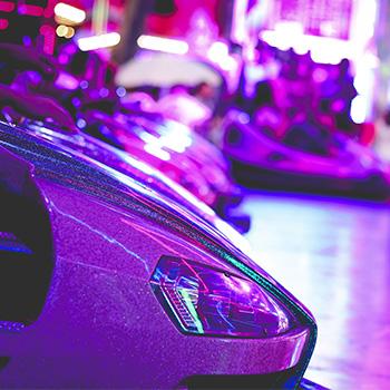 Entertainment Center Ost Bumper Cars