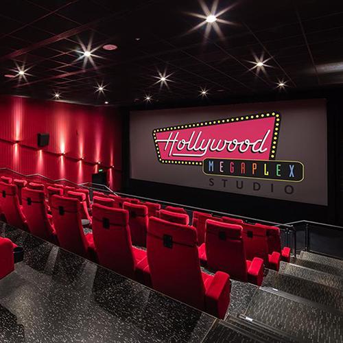 Entertainment Center Ost Hollywood Megaplex